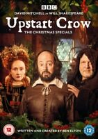 Nuovo Upstart Crow The Speciale Natale DVD (BBCDVD4382)