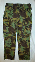 BRITISH TEMPERATE WEATHER MTP TROPICAL CAMOUFLAGE COMBAT PANTS 34 x 30.5 JJ 907