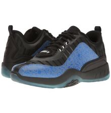 And1 Vertical Low Men's Shoes.  Color: Blue/Black.