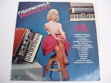 GIGI STOK - FISARMONICA INDIAVOLATA - Accordion LP