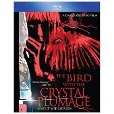 The Bird with the Crystal Plumage (Blu-ray Disc, 2013) Argento Giallo
