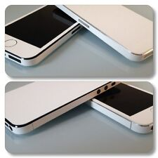 Leather Effect Skin Sticker for iPhone 5 Decal Cover Case Protector Wrap