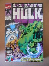 DEVIL & HULK n°2 1994 Marvel Italia  [G690]