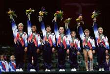 1996 Olympics: Women's Team Final, Gymnastics DVD- Moceanu/Miller/Dawes/Khorkina