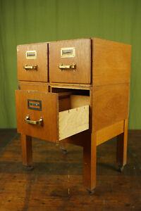 50er Vintage Drawer Cabinet Apothecary Cabinet Sideboard Retro Dresser