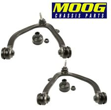 Ford Ford F-150 2010-2014 Pair Set of Front Upper Control Arm & Ball Joints Moog