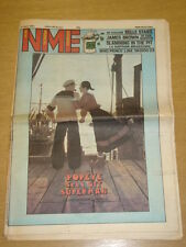 NME 1981 APR 11 BELLE STARS JAMES BROWN THE WHO PRINCE