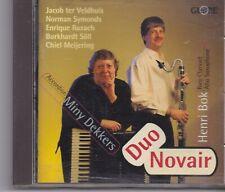 Duo Novair-Miny Dekkers Henri Bok cd album