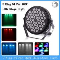 U`King 120W Bunten LED Bühnenlicht RGBW Par Can Effekt Licht DMX512 Disco Party
