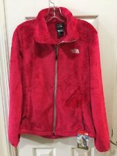 Women's North Face Jacket Size Medium Rose Red
