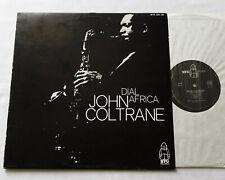 John COLTRANE Dial Africa FRENCH LP BYG Records 529 108 (1969)VG+/NMINT