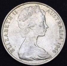 50 cents Australie 1966 argent
