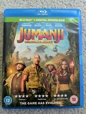 Jumanji: Welcome To The Jungle [2017] [Blu-ray]