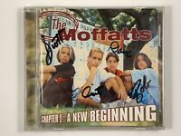 Autographed Chapter 1 : A New Beginning by The Moffatts (CD, 1998, EMI)