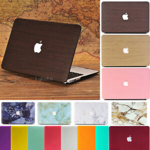 """Frosted Matte Hard Case Skin for Macbook Air Pro 11 12 13 15"""" and Retina Touch"""