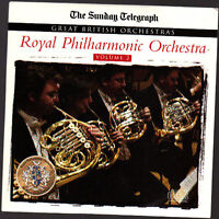 Promo Music CD, The Royal Philharmonic Orchestra, vol 2,, 8 Tracks