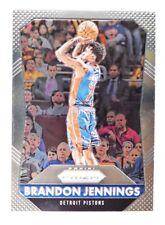 2015-16 Panini Prizm #150 Brandon Jennings - NM-MT