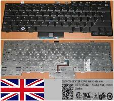 CLAVIER QWERTY UK DELL Latitude E6400 NSK-DB00U 0RX221 RX221 Noir