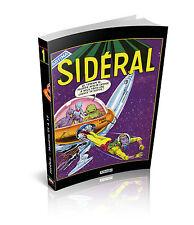 Sidéral - Artima - Volume 1 - 17 numéros - 596 pages - Fin de série - remisé