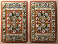 Pattern Design Congress Joker 2 vintage swap playing cards