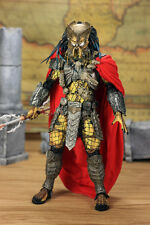 "Predators Series 17 AVP ELDER PREDATOR 7"" Scale Action Figure NECA Aliens"