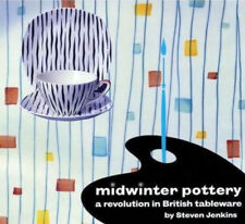 MIDWINTER POTTERY: Revolution in British Tableware, Jenkins, 0903685906, New