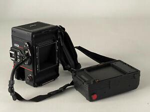 Rolleiflex 6008 Professional Body + Griff und Magazin