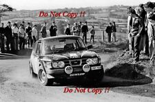Stig Blomqvist Saab 99 Turbo Circuit of Ireland Rally 1979 Photograph 1