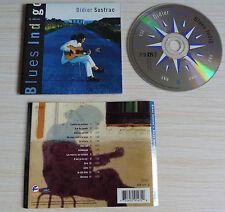 CD album BLUES INDIGO DIDIER SUSTRAC 13 TITRES 1995
