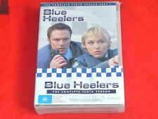 Blue Heelers : The Complete Season 10 Part 1& 2 (DVD, 2010, 10-Disc Set)