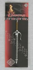 Elektra Sai Letter opener by Hanwei Official Licensed Movie Reproduction