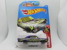 1965 Pontiac GTO Hot Wheels Flames 1:64 Scale Diecast Car *UNOPENED*