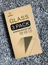 iPhone 6 Plus/6s Plus Glass 3 Pack Screen Protectors