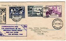 Pre-Decimal George VI (1936-1952) Bermudian Stamps