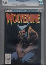 WOLVERINE   #  3  (Nov 1982, Marvel)   key cooper age classic comic CGC