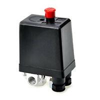 Air Compressor Heavy Duty Regulator Pump Pressure Control Switch 90-125PSI 20A