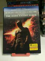 The Dark Knight Rises (Blu-ray/DVD, 2012, 3-Disc Set, Includes Digital Copy Ult…