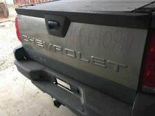 02 03 04 05 06 CHEVY AVALANCHE TAILGATE END GATE OEM GUARANTEE