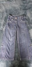 Next Sp Girls Wide Leg Jeans. Age 6 Years.