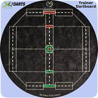 XQMax Michael van Gerwen Training Aid Trainer Dartboard MVG Free P&P