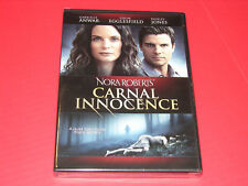 NORA ROBERTS' CARNAL INNOCENCE (Mystery/Romance) DVD  **NEW SEALED***