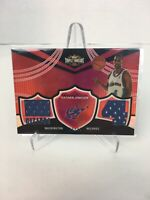 2006-07 Topps Triple Threads Relics #15 Antawn Jamison Wizards 31/36