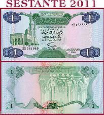 LIBYA / LIBIA   -   1 DINAR nd 1984   -   P 49   -   FDS / UNC