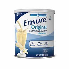 Ensure Ensure Nutrition Powder Vanilla, Vanilla 14 oz
