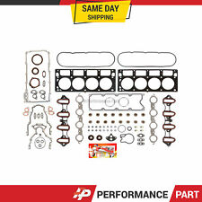 Full Gasket Set for 01-03 Cadillac GMC Chevrolet Hummer 6.0L OHV N, U