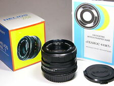 Helios-44m-7 2/58mm lens for Canon EOS mount/with chip.production:1993 and later