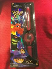 """OF DRAGONS, FAIRIES, AND WIZARDS, """"VOG"""" THE MIGHTY RED DRAGON MAGIC WAND"""