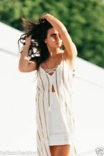 Spaghetti Strap Sleeve Hand-wash Only Casual Striped Tops for Women