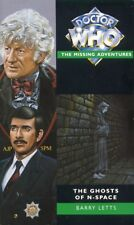 Dr Doctor Who Missing Adventures Book - THE GHOSTS OF N-SPACE - (Mint New)