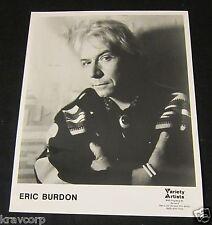 ERIC BURDON--PUBLICITY PHOTO